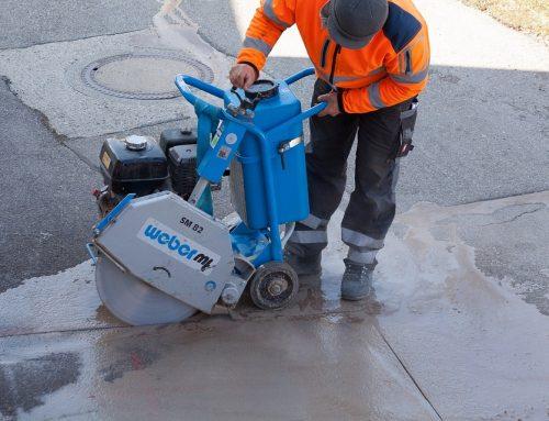 Construcción de juntas en pavimentos de concreto hidráulico
